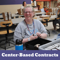 Center-Based Contracts