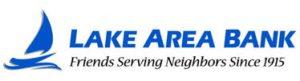Lake Area Bank: Friends Serving Neighbors Since 1915