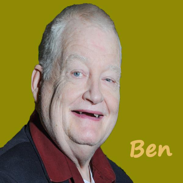 "Ben the ""Gracious Defender"""