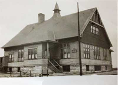 Christ Child Society Building Which the Housed Merrick Community Center