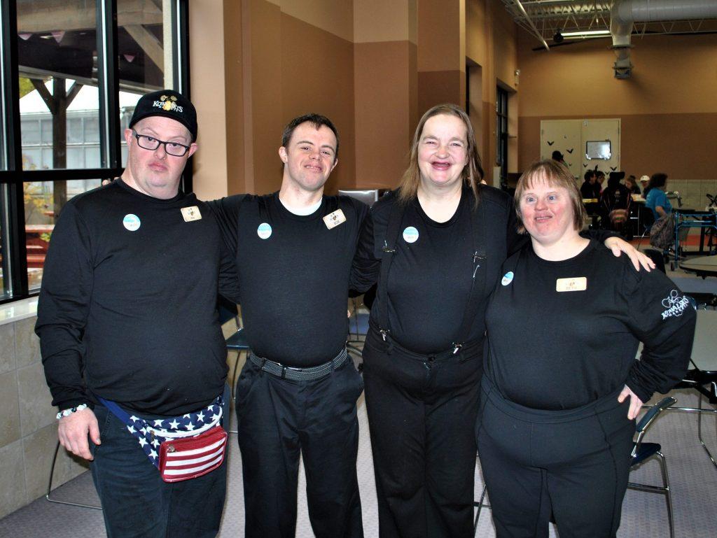 Kowalski's Markets work crew