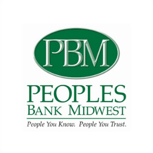 Peoples Bank Midwest Logo